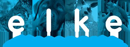Elke dierenarts logo
